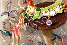 Advice from a Caterpillar / Alice's Adventures in Wonderland Chapter 5 / by Tricia Simmons
