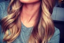 Hair Color / by Chrissy B