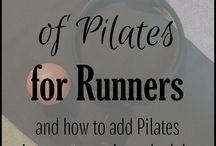 Pilates, yoga, fitness