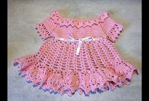 bebe crochet dress