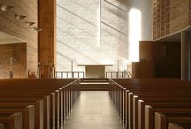 Modern Church Interior Design