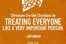 Spiritual Growth / by Living on the Edge with Chip Ingram