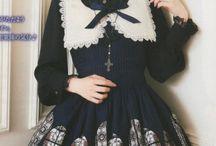 Lolita ロリータ洋服 로리타양복