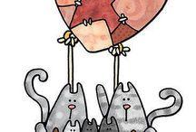 Gattini per bru