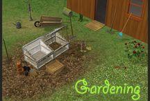 TS2 Themes - Gardening