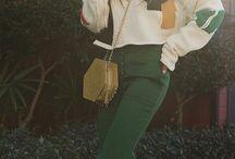 Vintage fashion swings