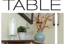 DIY meubels