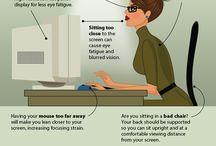 Optical health tips