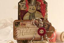 Gift tags / by Lawanna Davis