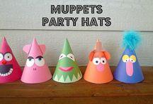 Birthday, Muppets