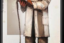 Characters: Male Civilian