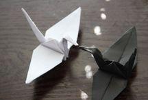 Crafts - Origami & Paper works / by Inga Gracyalny Garcia