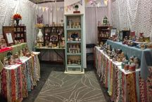 Trunk Shows and Craft Fairs