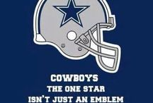 Hate The Cowboys / by Paula Curlee