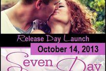 Seven Day Fiance Release Celebration!