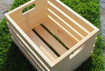 Crates and pallet ideas
