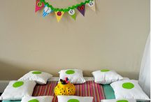 Party - Princess & the Pea / Maybe for Cadence's 3rd bday? / by Michaela Dollar