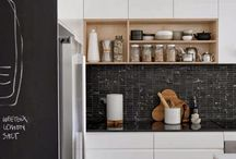 Kitchen ideas / The in and out of building up the perfect kitchen