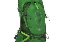 The Backpacker / Everything you need to spend a week in the woods. Or a night. Or a month.