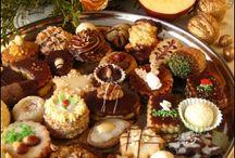 nepečené vánoční cukroví