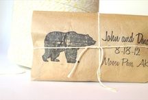 Wedding Favors / Ideas for wedding and party favours