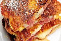 Monte casino sandwich