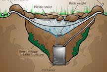získavanie vody
