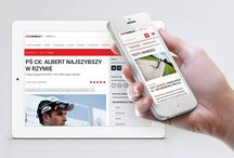 Website of BikeWorld.pl / The fully functional and responsive website of BikeWorld.pl, the largest biking platform in Poland connecting biking enthusiasts with manufacturers and products. The site provides useful tips, recommendations and product catalogues.