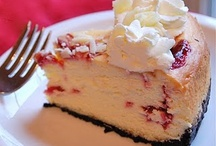 Desserts ~ Cheesecakes / by Lori Harrison