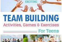 Activities for teen