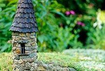 Male domčeky