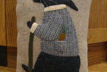folk art quilt s