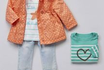 Baby Lookbook / Our favourite baby outfits all on one board, as chosen by our stylists in France. We have outfits for all occasions from a day at the beach to play dates with their little friends!