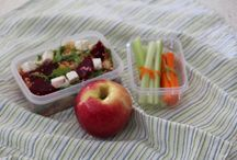 IGA Lunchbox Legends / We have taken up the IGA Lunchbox legend 5 Minute Challenge and put together healthy and tasty lunchbox ideas that take 5 minutes or less to prepare.