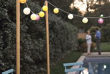 For the Home - outdoor spaces