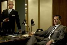 Don Draper & Roger Sterling / Best Series Ever
