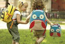 Super Plecaki Skip-Hop / Śliczne plecaki firmy Skip-Hop. Super modne zwierzątka ZOO!