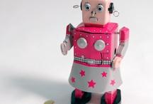 Robots / by Kylie Sanders