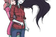 buble gum and marceline
