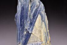 ásványok - minerals