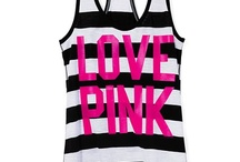 LOVE PINK by Victoria Secret!
