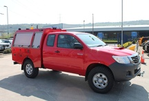 Toyota Hilux All Terrain Response Vehicle (ATRV) / Toyota Hilux All Terrain Response Vehicle (ATRV)