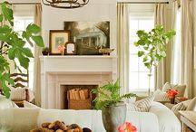 Crestridge living room