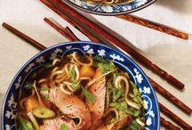 L'Asie dans notre assiette