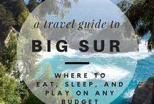 Travel / USA / Big Sur