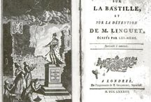 French Revolution Imagery / Our small press, Astor & Lenox, is publishing a book of women's memoirs from both sides of the French Revolution. The author, a friend, and a professor at Stanford, was commended by the French government for her scholarship. This board was about my search for the right imagery.