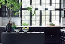 INTERIORS // kitchen / by Caitlin Brown Interiors