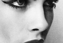 Makeup blacknwhite