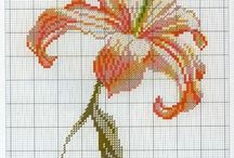 Cross-stitches