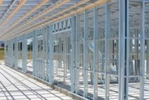 Ezi Steel /  EziSteel supplies high quality, cost-effective steel framing to build houses, sheds and commercial buildings of all sizes.  We design and make the steel frames for you or your builder to use.